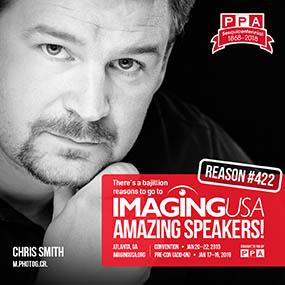 Chris Smith Imaging USA 2019 Speaker