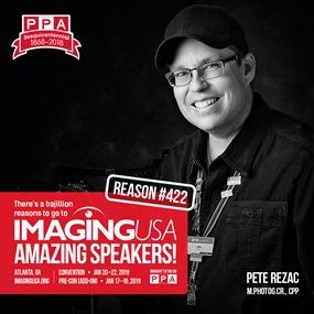 Pete Rezac headshot
