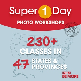 Super 1 Day Photography Workshops