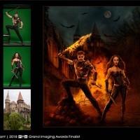 2018 Grand Imaging Awards Third Place Artist: Vampire Hunters