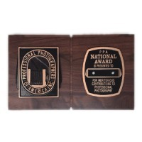 National Award Plaque