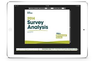 PPA Benchmark Survey