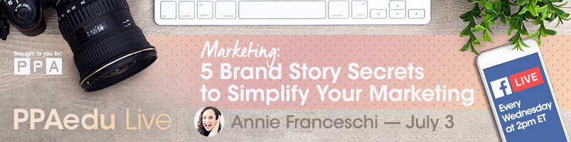 Find Your Focus: 5 Brand Story Secrets to Make Marketing Easier with Annie Franceschi