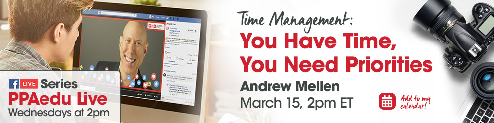 Time Management.You Have Time, You Need Priorities with Andrew Mellen