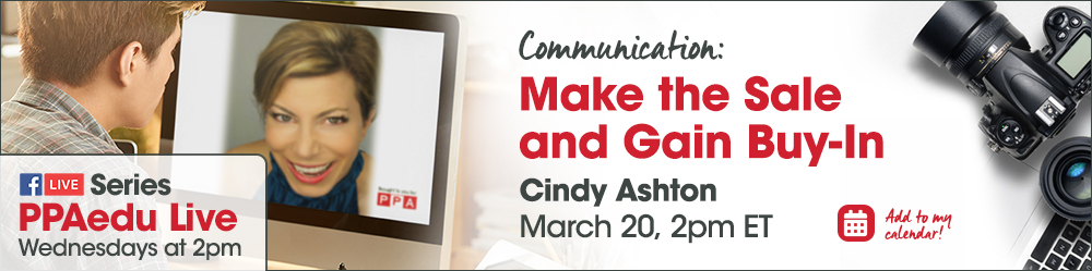 Win the Sale and Gain Buy-In with Cindy Ashton