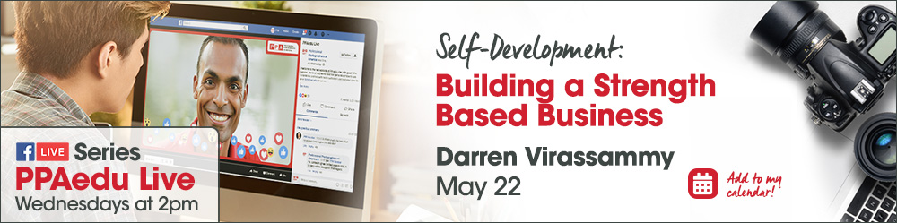 Building a Strength-based Business, Part I with Darren Virassammy