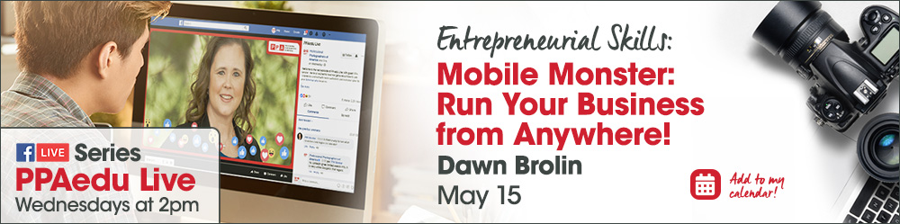 Mobile Monster: Run Your Business from Anywhere! with Dawn Brolin