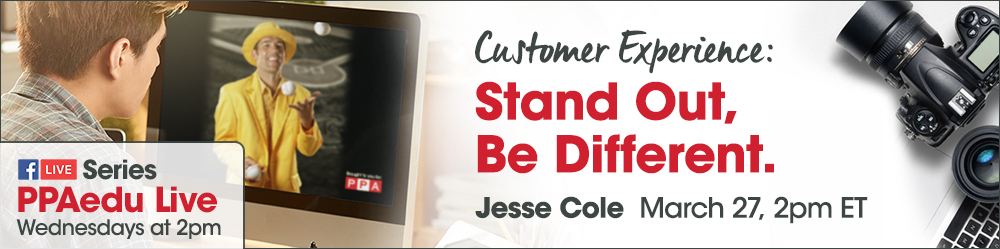 Stand Out. Be Different. with Jesse Cole