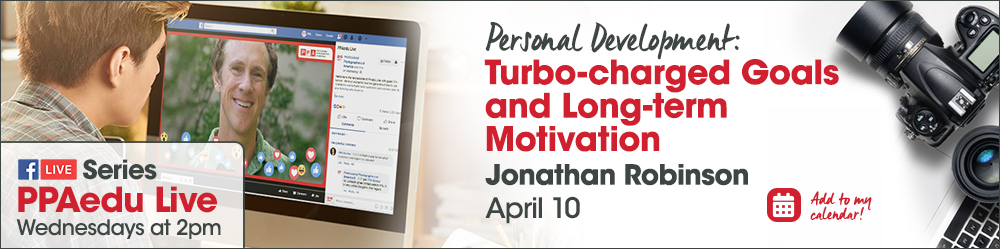 Turbo-charged Goals and Long-term Motivation with Jonathan Robinson