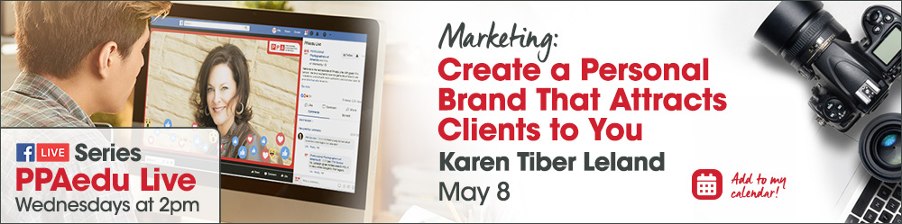 Create a Personal Brand That Attracts Clients to You with Karen Tiber Leland