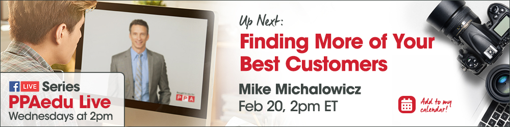 Photographers: Find Your Best Customers w/ Mike Michalowicz