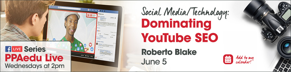Dominating YouTube SEO with Roberto Blake