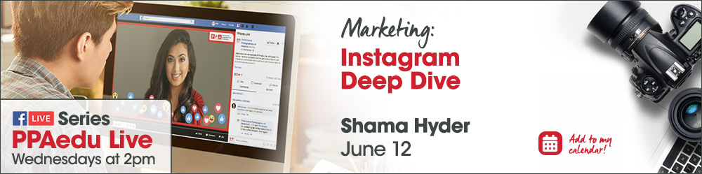 Instagram Deep Dive with Shama Hyder