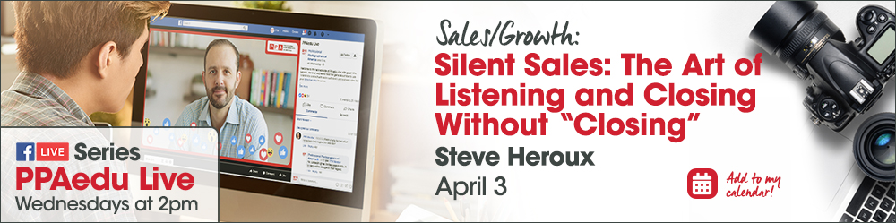 Silent Sales: The Art of Listening and Closing without Closing with Steve Heroux