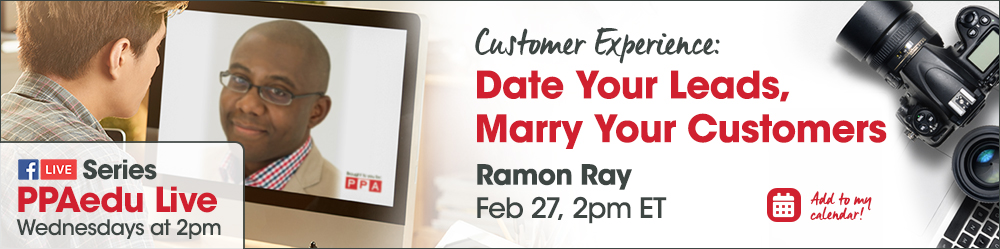 Customer Experience - Date Your Leads, Marry Your Customers with Ramon Ray