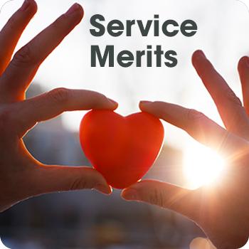 Service Merits