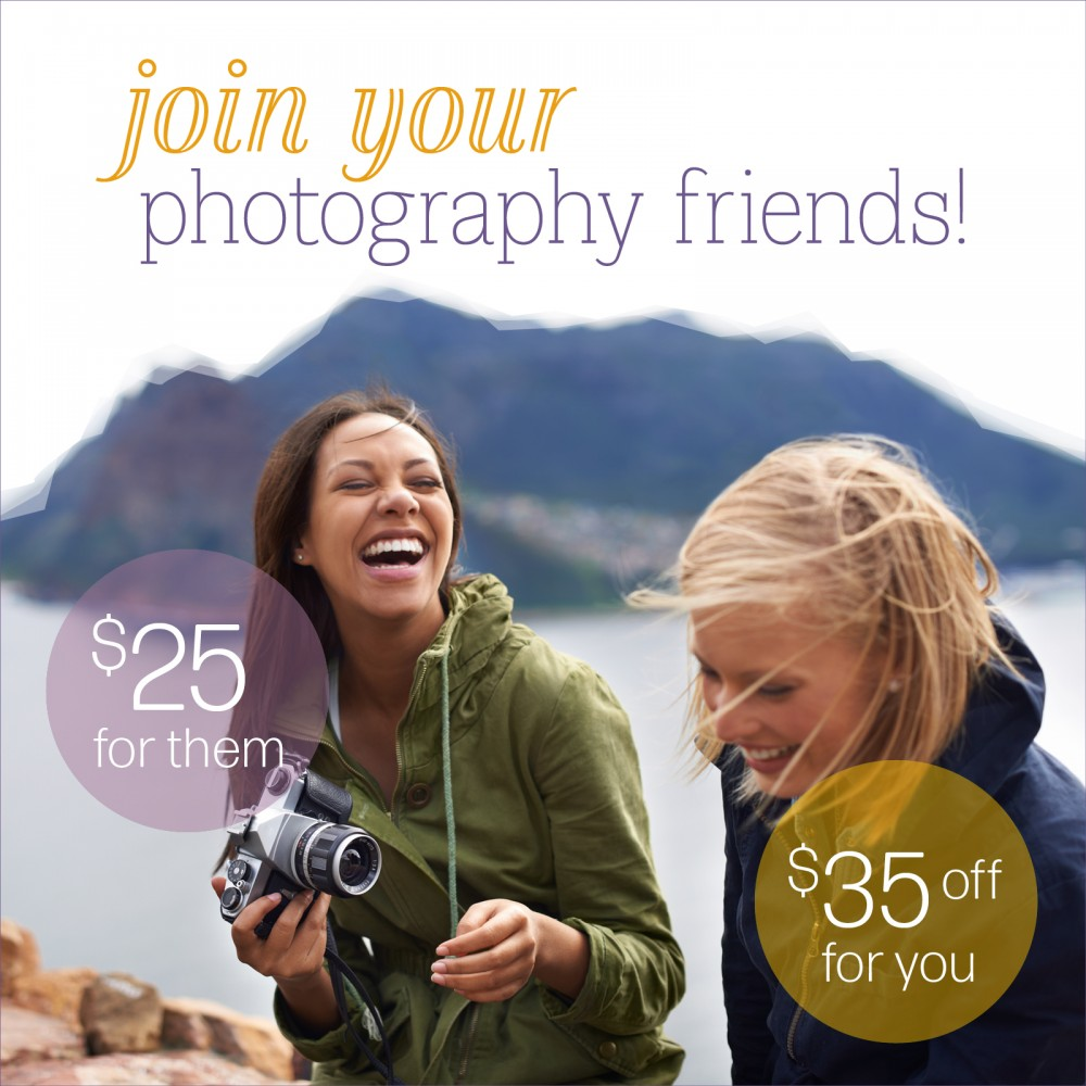 Join Your Photography Friends!