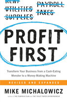 Proft First, by former Imaging USA Speaker Mike Michalowicz
