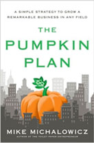 The Pumpkin Plan, by former Imaging USA Speaker Mike Michalowicz