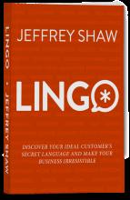 Imaging USA Speaker Jeffrey Shaw's Book Lingo