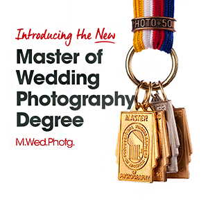 PPA's New Wedding Photography Degree