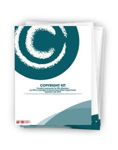 PPA Copyright Kit