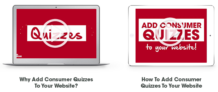 Link to Videos on Why and How to Add Photography Quizzes to Your Webiste