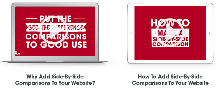 Link to Why and How to Add Side-by-Side Comparisons to Your Website