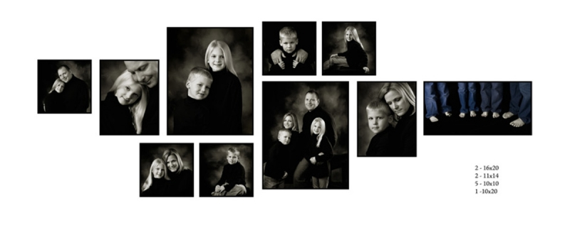 Martin family relationship gallery