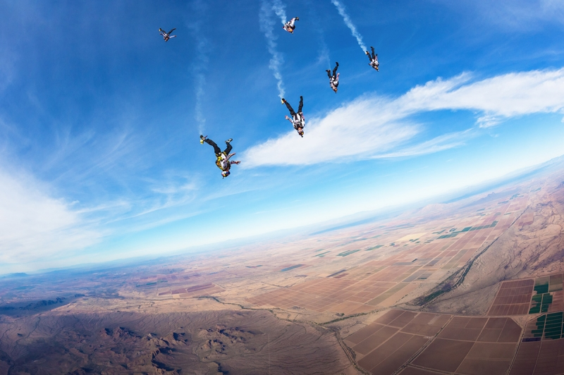 Rock On, adventure photographer Michael Clark