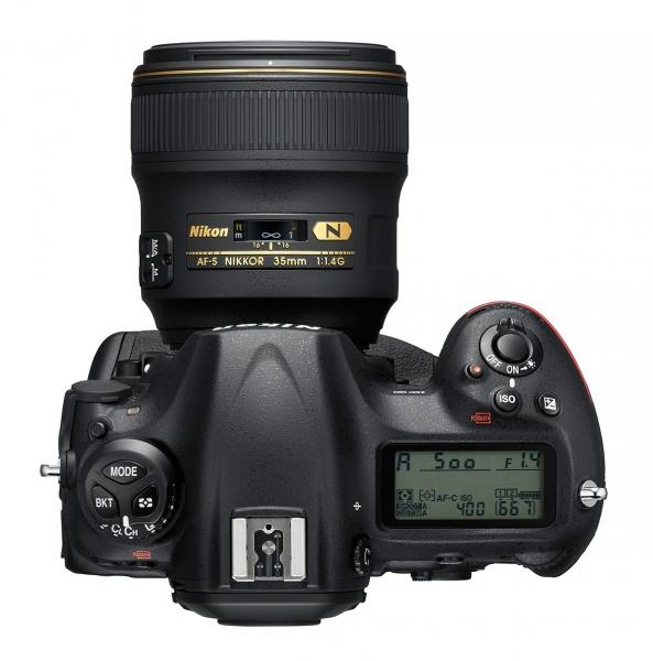 Review Nikon D5 camera pros and cons