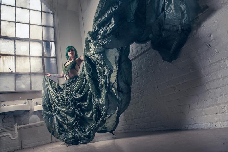 Natural light is not enough, fashion and portrait photographer Scott Detweiler