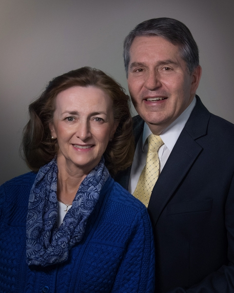 This portrait is for a church bulletin, so I used a tripod to get the sharp focus I wanted.