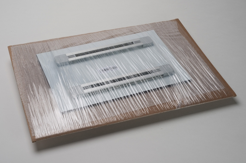 The packaging for delivery of the acrylic print is as high quality as the print itself.