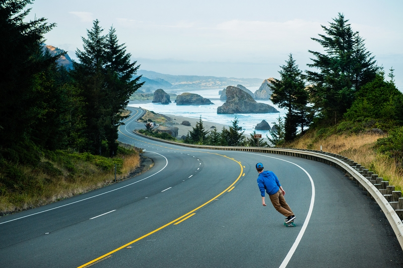 Scenic route: Travis Burke's multi-year American road trip, landscape photographer Travis Burke
