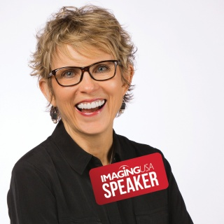 Rachel Marten will speak at Imaging USA 2020.