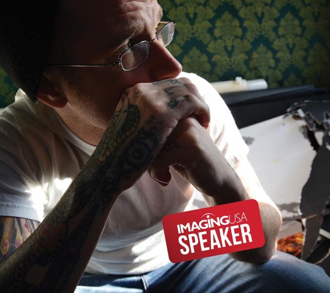 Seth Miranda will present a session on creative lighting at Imaging USA 2020.