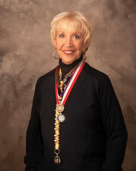 Helen Yancy is being honored with a PPA Lifetime Achievement Award.