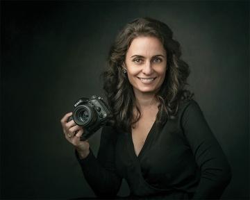 Portrait photographer Barbara MacFerrin