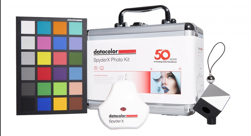 Datacolor is offering a special $199 price on the SpyderX Photo Kit June 8-9. See below for details.