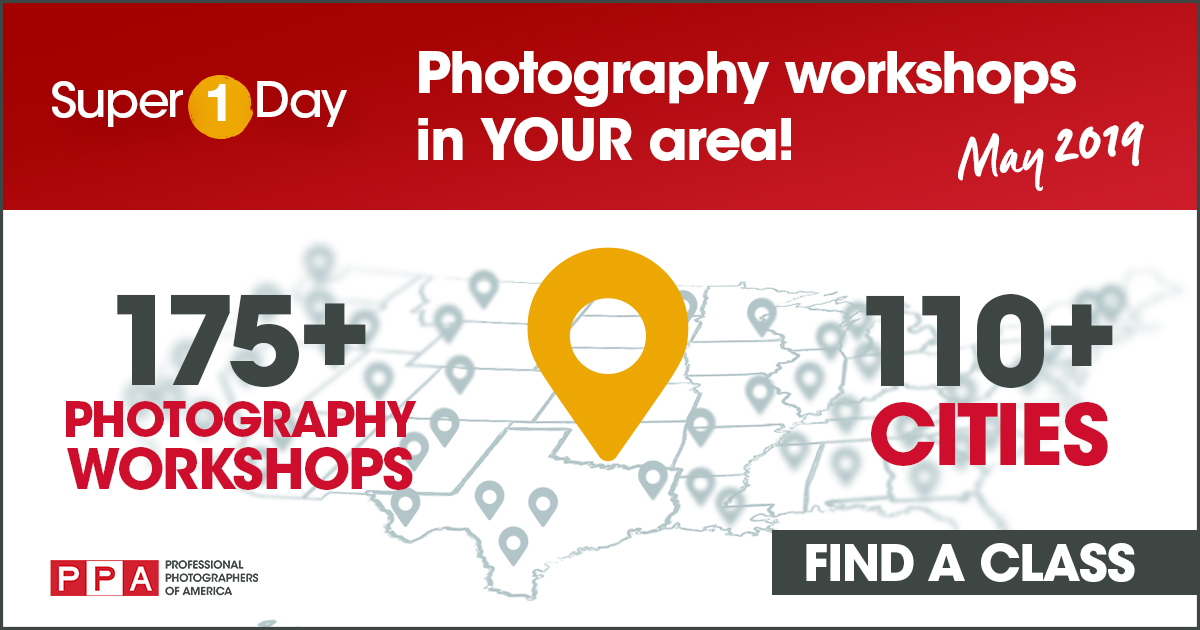 Super 1 Day - One Day High Value Photography Workshops Near